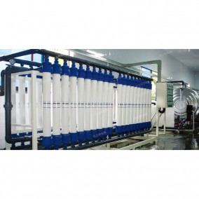 40T/h超滤矿泉水设备