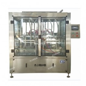 全自动牛肉酱芝麻酱灌装机